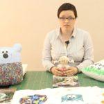 Kurz šití - Katka Dachovská - Moderní šití videa - kurzy online