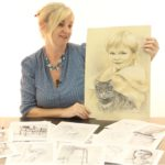 Kurz kresby - kreslení pravou mozkovou hemisférou - kurzy online